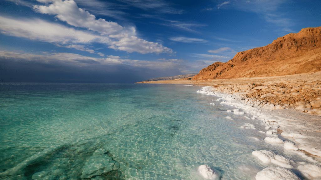 Λάσπη νεκράς θάλασσας, το θαύμα.
