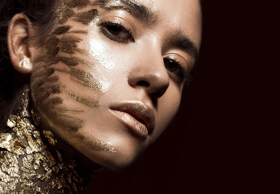 Χρυσός…η πολυτέλεια στην υπηρεσία του δέρματος.